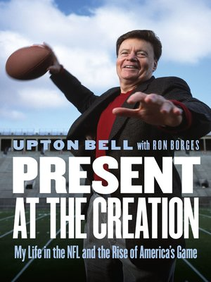 cover image of Present at the Creation