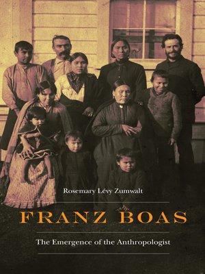cover image of Franz Boas