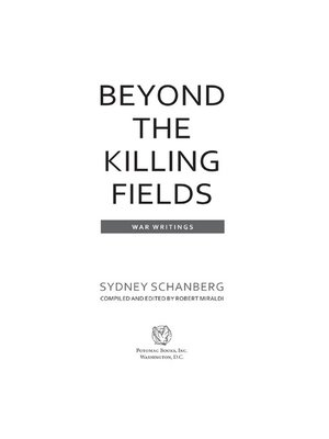 cover image of Beyond the Killing Fields