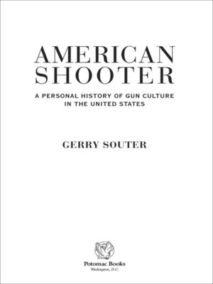 cover image of American Shooter