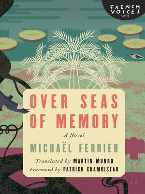 cover image of Over Seas of Memory