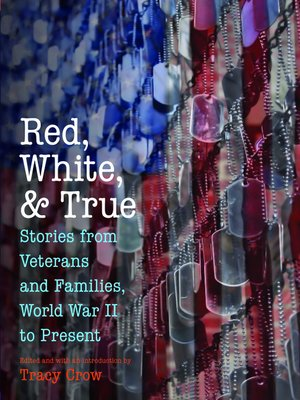 cover image of Red, White, and True
