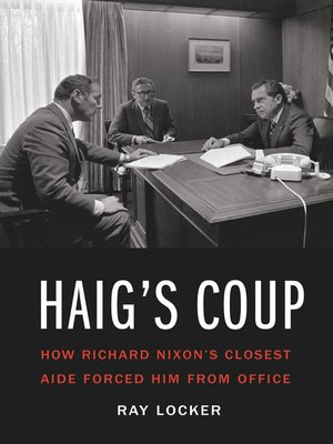 cover image of Haig's Coup