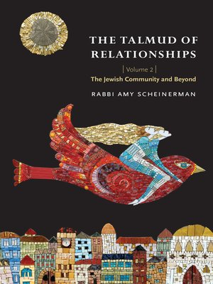 cover image of The Talmud of Relationships, Volume 2