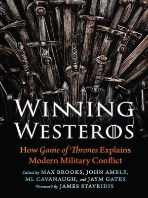 cover image of Winning Westeros