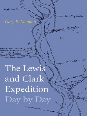 cover image of The Lewis and Clark Expedition Day by Day