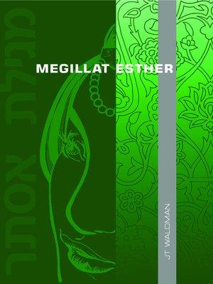 cover image of Megillat Esther