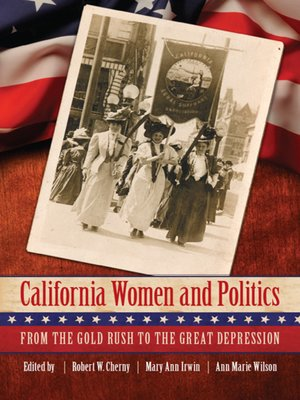 cover image of California Women and Politics
