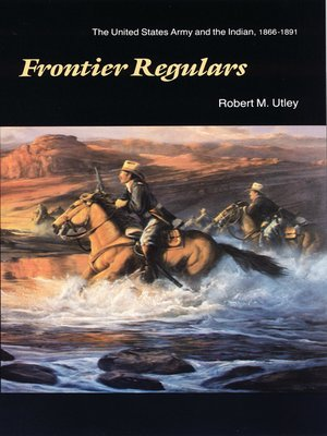 cover image of Frontier Regulars