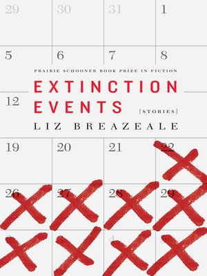 cover image of Extinction Events