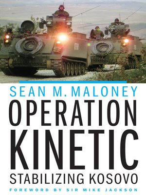 cover image of Operation Kinetic