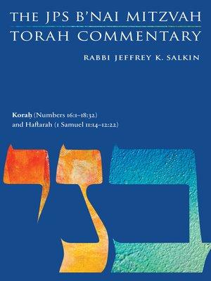 cover image of Korah