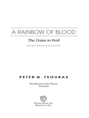 cover image of A Rainbow of Blood