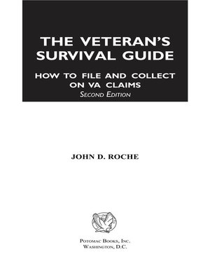 cover image of The Veteran's Survival Guide