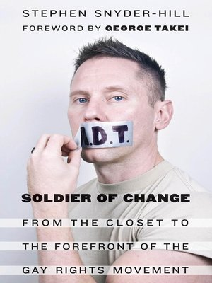 cover image of Soldier of Change