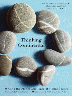 cover image of Thinking Continental