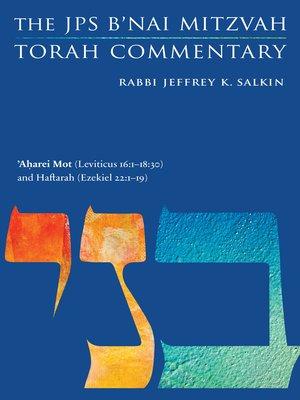 cover image of 'Aharei Mot