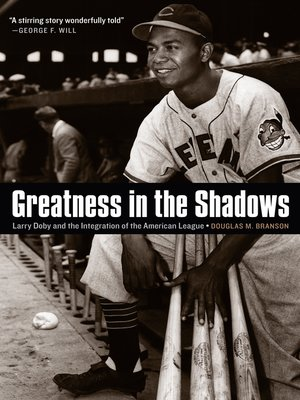 cover image of Greatness in the Shadows