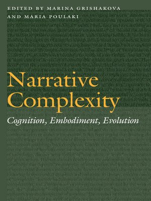cover image of Narrative Complexity