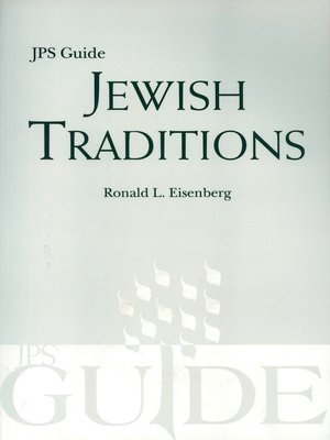 cover image of Jewish Traditions