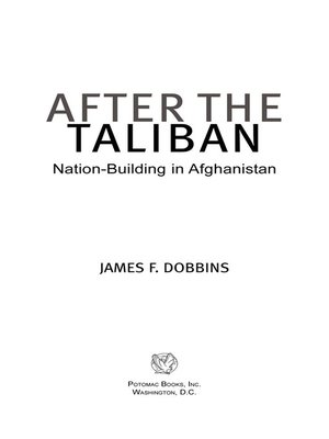 cover image of After the Taliban