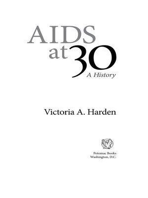 cover image of AIDS at 30