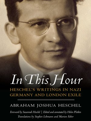 cover image of In This Hour