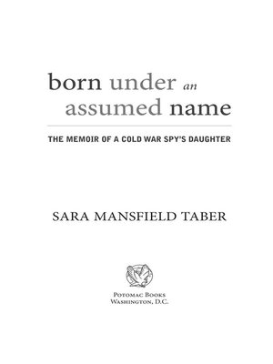 cover image of Born Under an Assumed Name