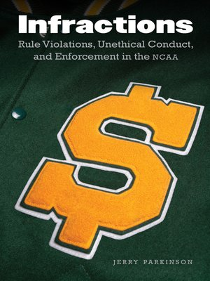 cover image of Infractions