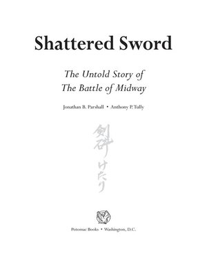 cover image of Shattered Sword
