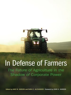 cover image of In Defense of Farmers