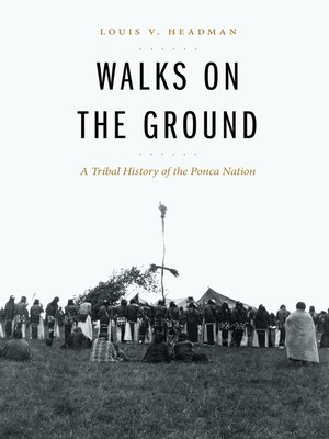 cover image of Walks on the Ground