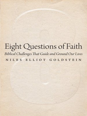 cover image of Eight Questions of Faith