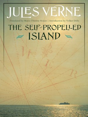 cover image of The Self-Propelled Island