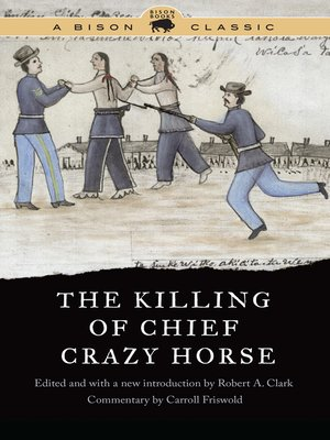 cover image of The Killing of Chief Crazy Horse