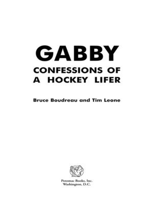 cover image of Gabby