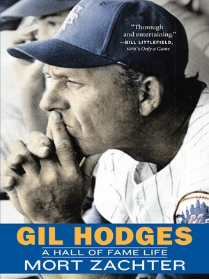 cover image of Gil Hodges