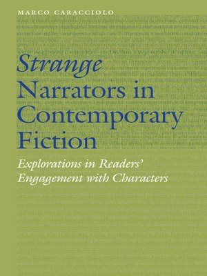 cover image of Strange Narrators in Contemporary Fiction