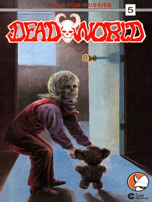 cover image of Deadworld, Volume 1, Issue 5