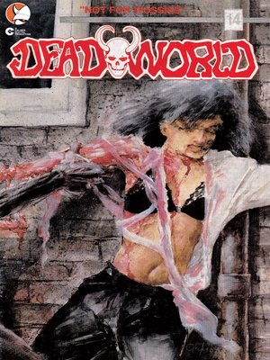 cover image of Deadworld, Volume 1, Issue 14