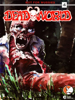 cover image of Deadworld, Volume 1, Issue 4