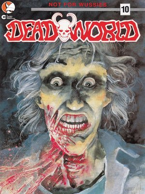 cover image of Deadworld, Volume 1, Issue 10