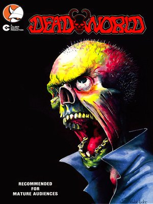 cover image of Deadworld, Volume 1, Issue 1