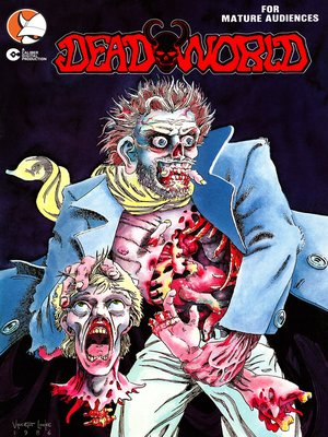 cover image of Deadworld, Volume 1, Issue 2