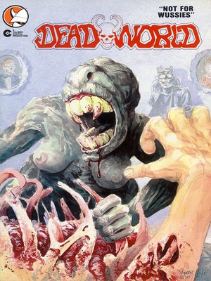 cover image of Deadworld, Volume 1, Issue 6