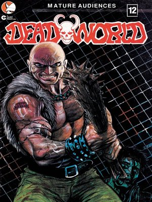 cover image of Deadworld, Volume 1, Issue 12