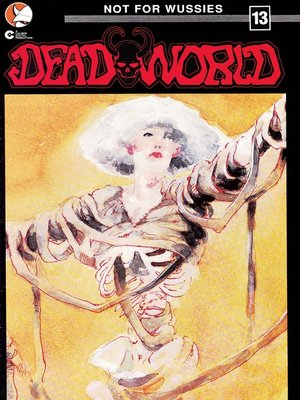 cover image of Deadworld, Volume 1, Issue 13