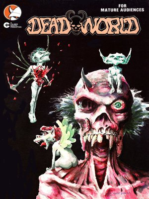cover image of Deadworld, Volume 1, Issue 3