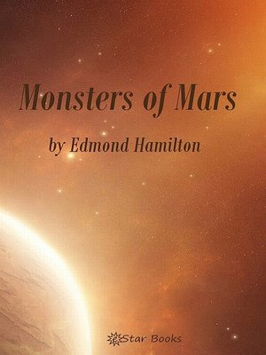 cover image of Monsters of Mars