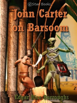 cover image of John Carter on Barsoom